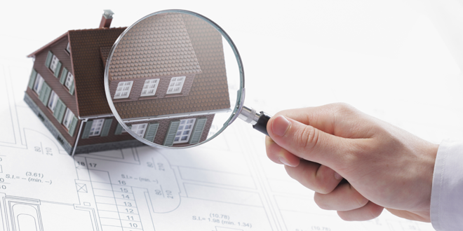 What do appraisers look for during an FHA inspection?