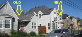 Six Things to Remember When Valuing a Newer Home in an Older Neighborhood